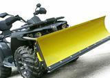 Снегоотвал универсальный ATV iron для CF moto, Ste