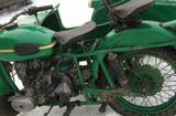 Мотоцикл Урал имз 8.103 с коляской