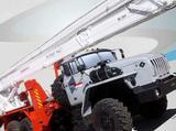 Автогидроподъемник вс 28У на шасси Урал