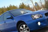 Subaru Impreza, 2004, с пробегом 19499 тыс. км.